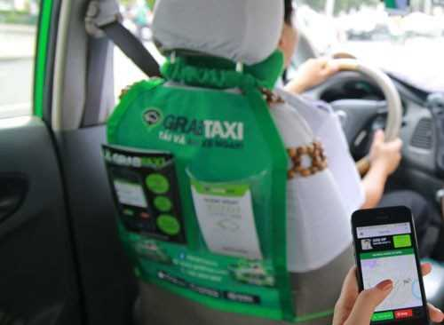 grab lo bi quotxoa soquot neu bi quan ly nhu taxi truyen thong