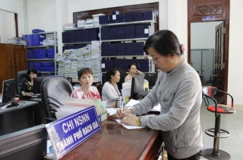 Siết thanh, kiểm tra, quản lý chặt chẽ ngân quỹ Nhà nước