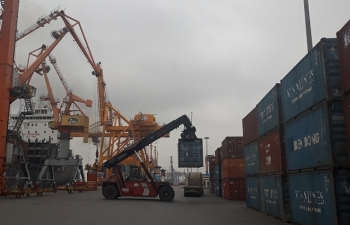 Hải Phòng: 183 tỷ đồng thu phí cảng biển qua phương thức điện tử