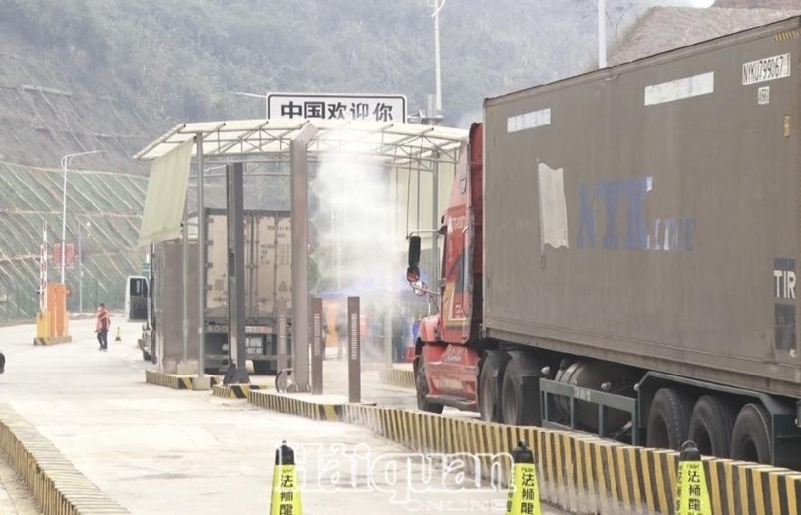 Trung Quốc tăng cường phòng ngừa và kiểm soát dịch Covid-19 qua hàng nhập khẩu
