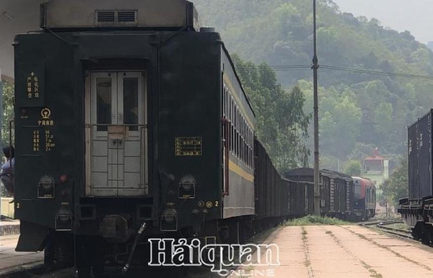Đề nghị tiếp tục cho nông sản xuất khẩu qua ga đường sắt quốc tế Đồng Đăng