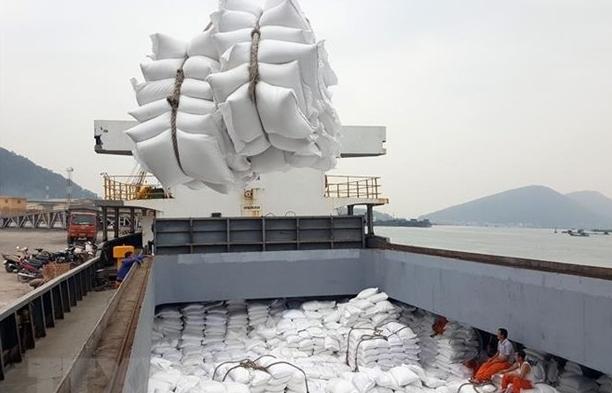 Hơn 460 USD/tấn, giá gạo xuất khẩu tăng 6,3%