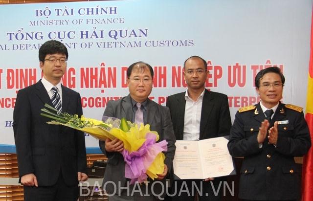 Gia hạn doanh nghiệp ưu tiên với Samsung Thái Nguyên