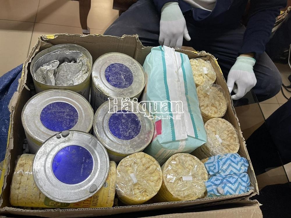 Tổng cục Hải quan: Bắt giữ nhiều vụ ma túy số lượng lớn