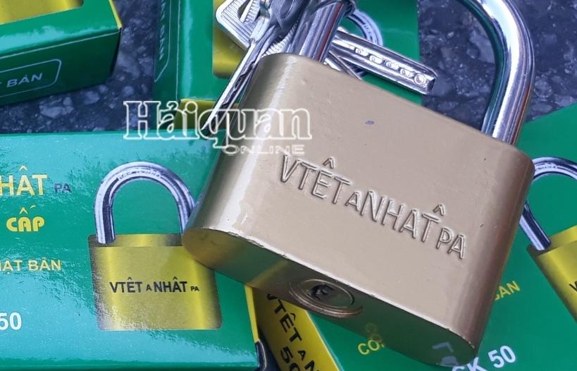 Chuyển Cơ quan cảnh sát điều tra vụ 70.000 sản phẩm giả mạo bị bắt giữ tại cảng Hải Phòng