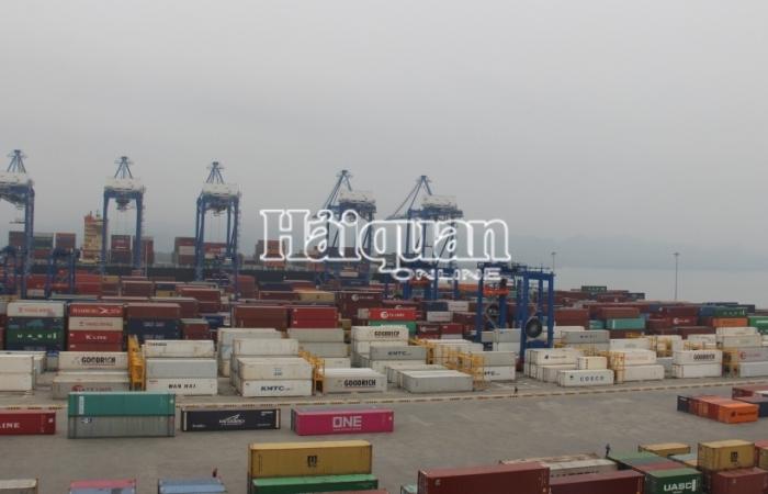 Xuất nhập khẩu đạt 1,5 tỷ USD/ngày trong nửa cuối tháng 6