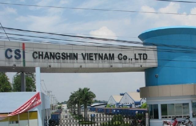 Công ty Chang shin Việt Nam được gia hạn doanh nghiệp ưu tiên