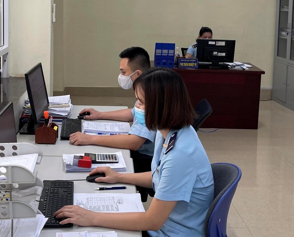 Doanh nghiệp ở Hà Nội nợ thuế chây ỳ hơn 600 triệu tại Hải quan Cao Bằng