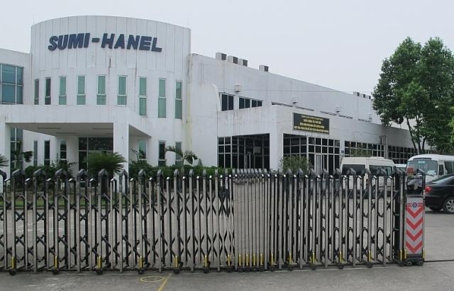 Sumia- Hanel được công nhận doanh nghiệp ưu tiên về hải quan