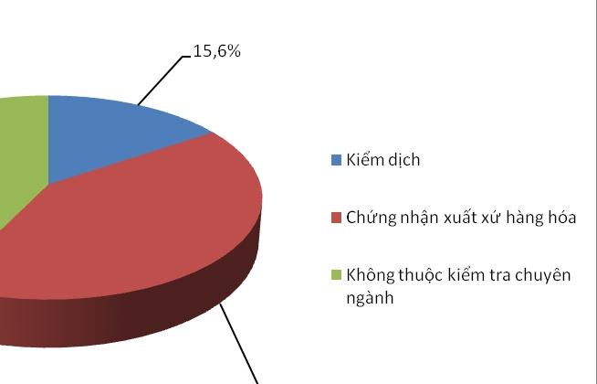 57% tờ khai nhập khẩu ở Cao Bằng liên quan đến kiểm tra chuyên ngành