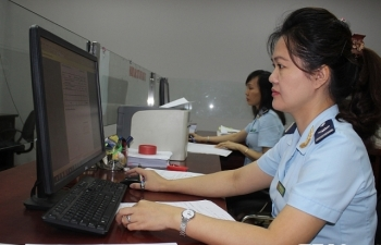 Hải quan vượt nhiều chỉ tiêu về thực hiện Chính phủ điện tử