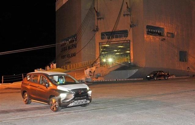 Gần 200.000 ô tô nhập khẩu về cảng Hải Phòng trong 5 năm