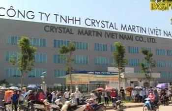 Công ty CRYSTAL MARTIN Việt Nam được công nhận ưu tiên về hải quan