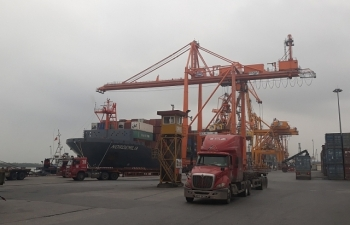 Sở Tài chính Hải Phòng chủ trì thu phí cảng biển