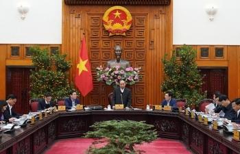 Thủ tướng: Không để thiếu hàng hóa, không nâng giá dịp Tết Nguyên đán