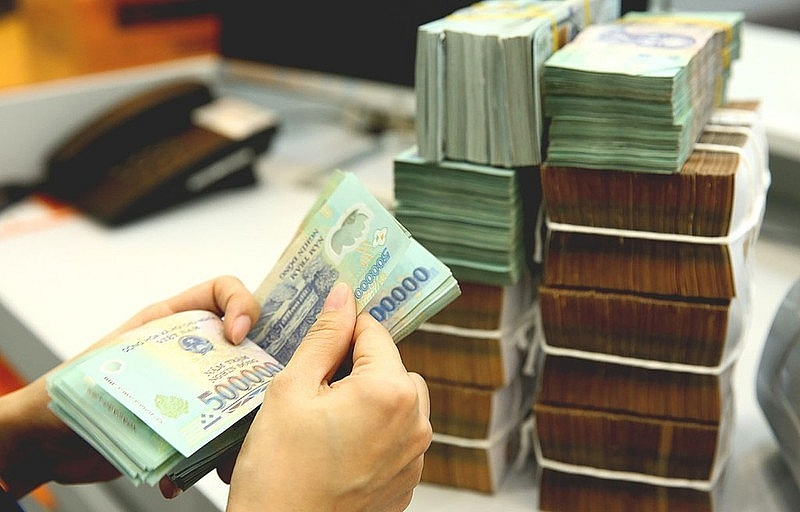 Ngân hàng tiếp tục đưa ra nhiều chương trình hút tiền đầu năm. Ảnh: ST