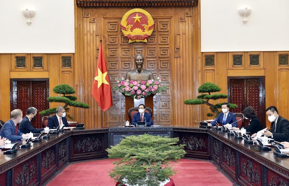 Thủ tướng Chính phủ: Việt Nam luôn xác định tăng trưởng xanh là nhiệm vụ trọng tâm