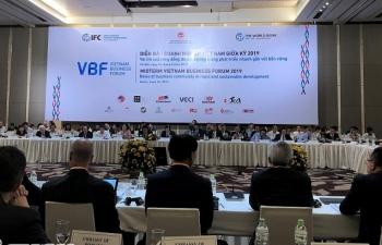VBF giữa kỳ 2019: Cần môi trường kinh doanh công bằng cho phát triển bền vững