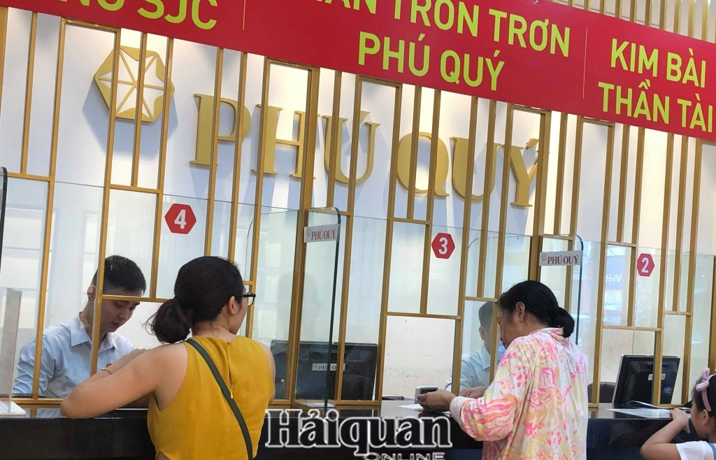 Giá vàng tiếp tục biến động bất định