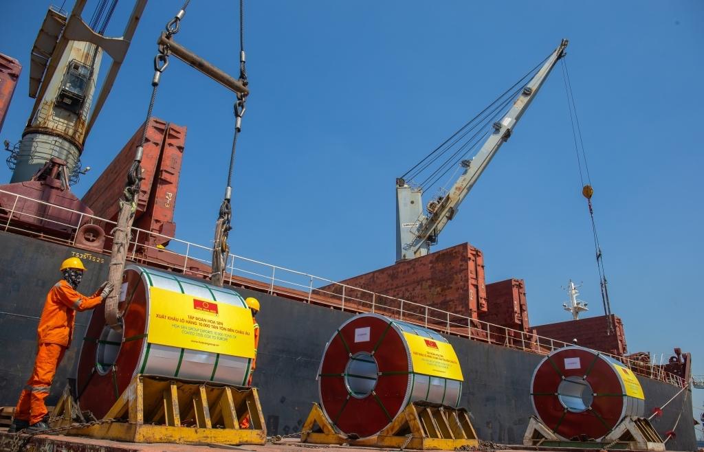 Thép Hoa Sen ước tính lợi nhuận tháng 8 đạt 320 tỷ đồng, tăng 147%
