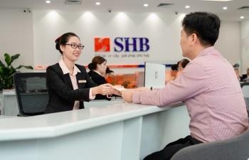 SHB đạt 2.260 tỷ đồng lợi nhuận trước thuế trong 9 tháng