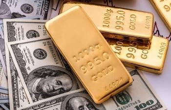 FED cắt giảm lãi suất lần 3, giá vàng bật tăng, USD biến động nhẹ