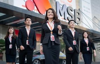 MSB lọt top 30 ngân hàng tốt nhất châu Á Thái Bình Dương 2019