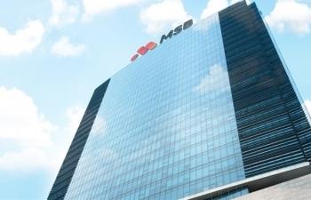 MSB được chấp thuận kết quả phát hành cổ phiếu trả cổ tức