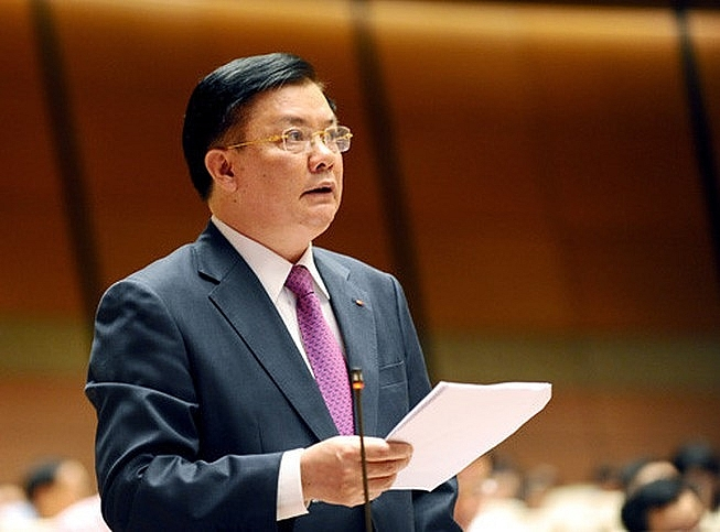 bo truong bo tai chinh nganh tai chinh co ban hoan thanh muc tieu 5 nam 2016 2020