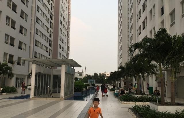 Thị trường căn hộ tại TPHCM phục hồi tích cực