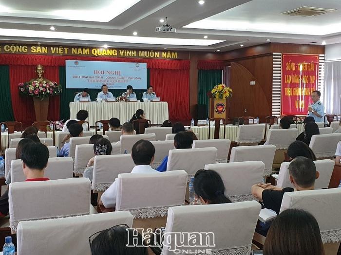 Hải quan Bình Dương gỡ vướng về chính sách thuế cho doanh nghiệp Đài Loan