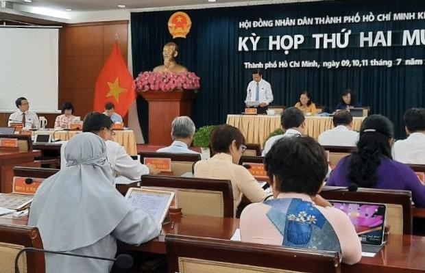 TPHCM: Hoàn tất bồi thường cho các hộ dân ngoài ranh quy hoạch Khu đô thị mới Thủ Thiêm