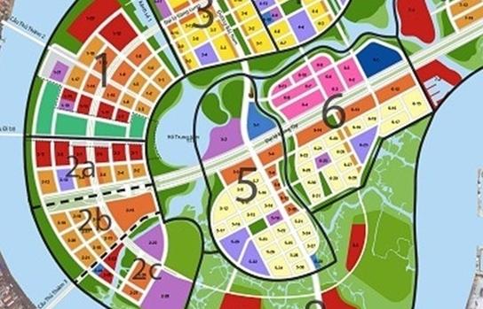 TPHCM sẽ bán đấu giá, đấu thầu 61 lô đất ở Thủ Thiêm