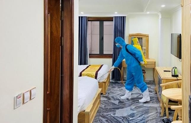 Người dân có thể đặt khách sạn trực tuyến để cách ly ở TPHCM