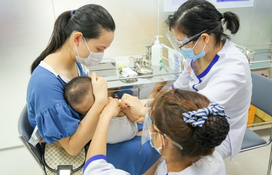 Trung tâm tiêm chủng VNVC Đức Trọng (Lâm Đồng) đi vào hoạt động