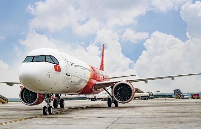 Chào đón đường bay mới, Vietjet tung triệu vé khuyến mãi từ 0 đồng