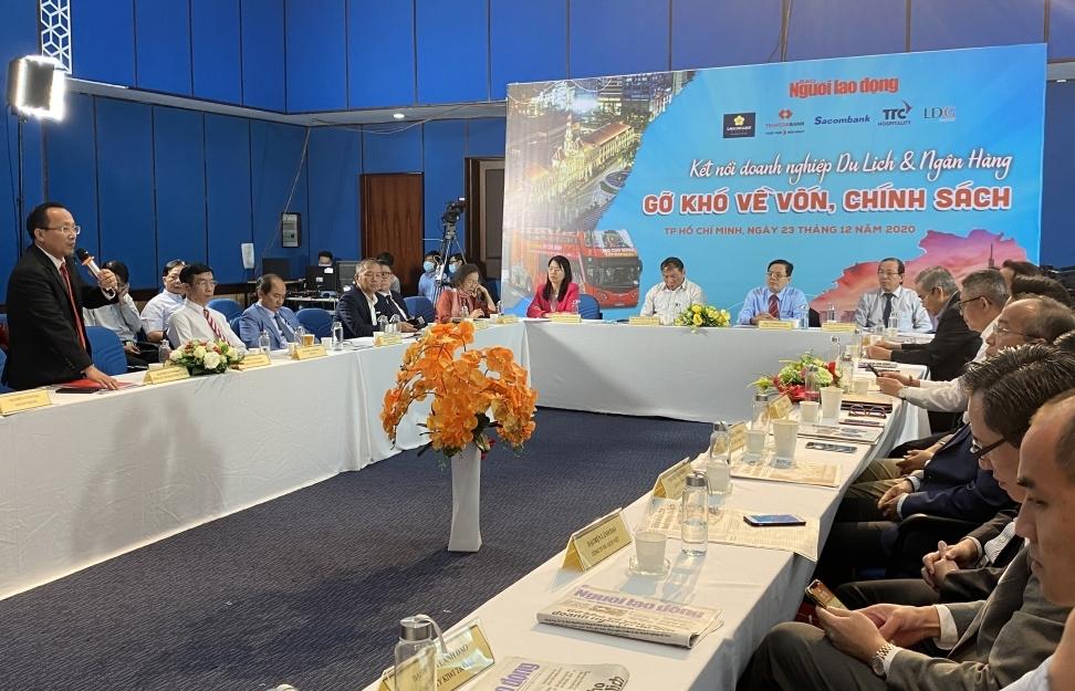 Doanh nghiệp du lịch đề xuất giải pháp tiếp cận nguồn vốn vay, chính sách hỗ trợ