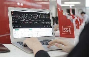 SSI ước đạt 1.105 tỷ đồng lợi nhuận hợp nhất