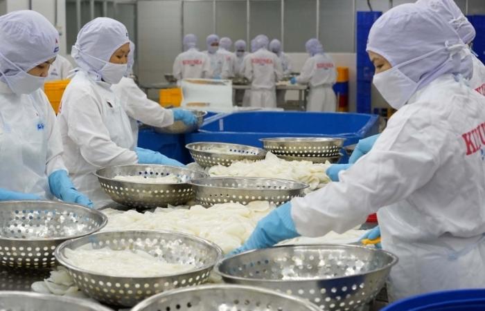 Trạm Giang (Trung Quốc) tạm ngừng nhập khẩu thực phẩm đông lạnh