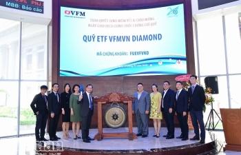 Niêm yết và chính thức giao dịch quỹ ETF VFMVN Diamond