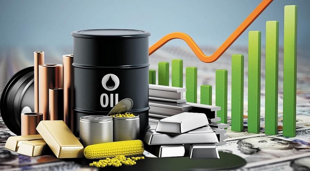 Giá cả hàng hóa thế giới đang tăng cao gây áp lực lên lạm phát toàn cầu