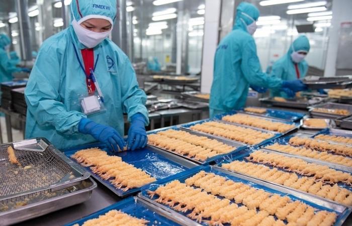 Năm nay, xuất khẩu tôm sang Trung Quốc sẽ tăng khoảng 7%