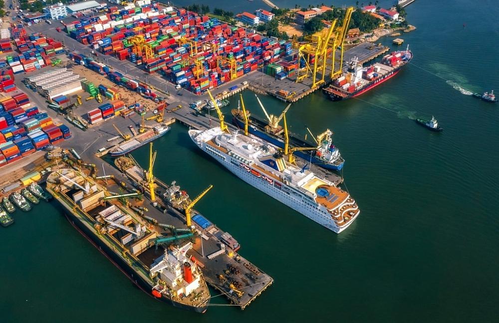 Lượng hàng hóa thông qua các cảng biển Việt Nam vẫn tăng trưởng ổn định trong giai đoạn dịch bệnh Covid-19