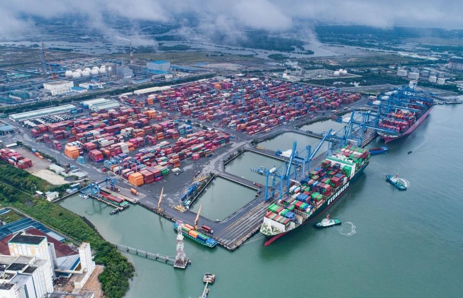 Nhu cầu vốn đầu tư hệ thống cảng biển đến năm 2030 khoảng 313.000 tỷ đồng