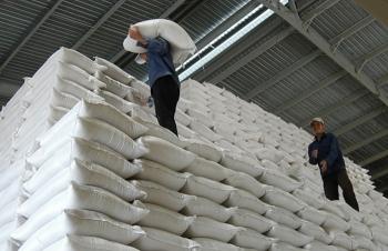 Xuất khẩu gạo kém, Vinafood 2 lỗ 59 tỷ đồng