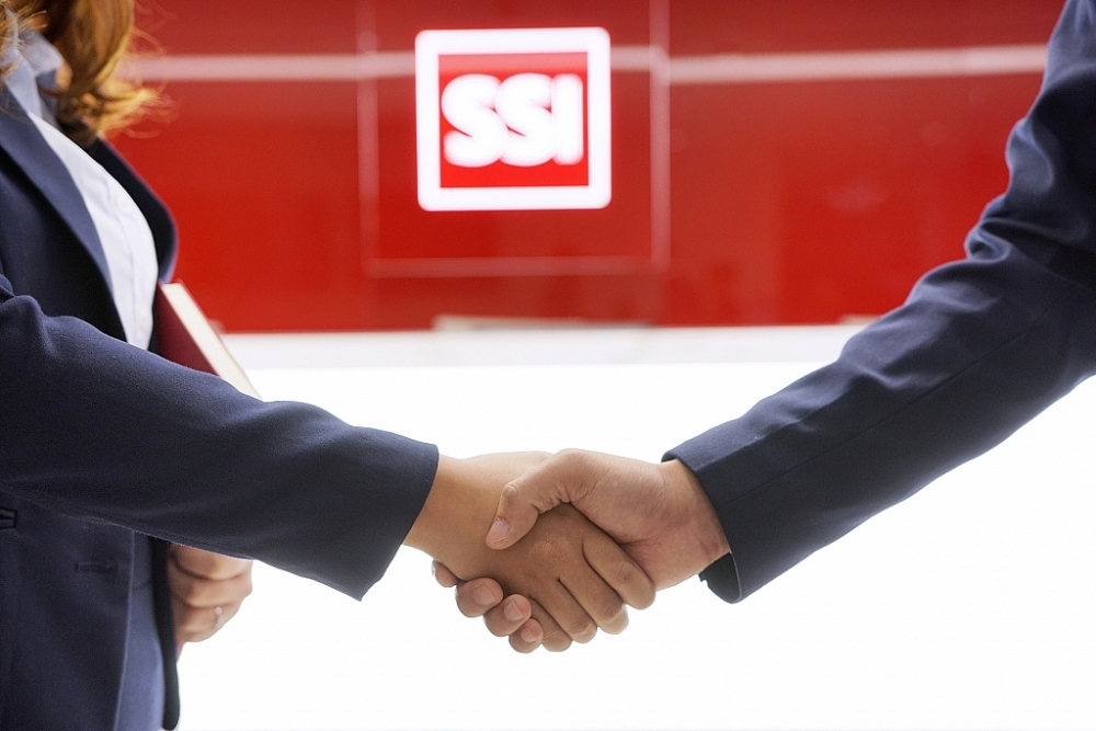 Đây là khoản vay tín chấp nước ngoài lớn nhất của các công ty chứng khoán tại Việt Nam