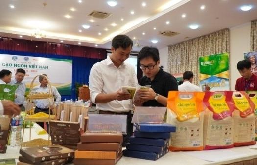 Chưa có lô gạo xuất khẩu nào mang logo thương hiệu gạo Việt Nam