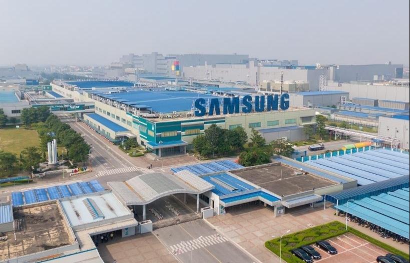 Bức tranh tài chính của 2 ông lớn thuộc Samsung Việt Nam