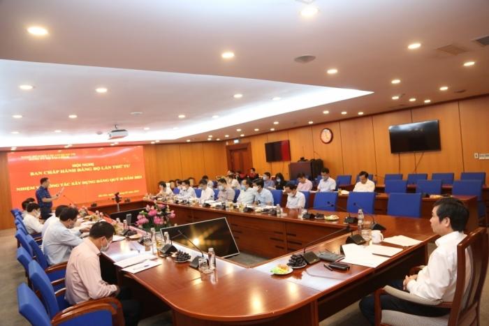 7 nhiệm vụ trọng tâm trong công tác xây dựng Đảng quý 2/2021 của Bộ Tài chính