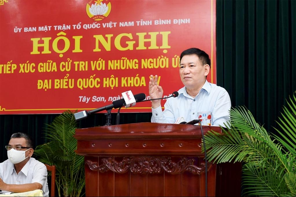 Bộ trưởng Hồ Đức Phớc: Bộ Tài chính nỗ lực thúc đẩy nền tài chính quốc gia vững mạnh